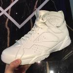 【リーク】Air Jordan 7 Metallic Silver Pure Platinum 【エアジョーダン7メタリックシルバーピュアプラチナ】