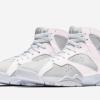 """【6月3日発売】Air Jordan 7 """"White/Metallic Silver""""【エアジョーダン7】"""