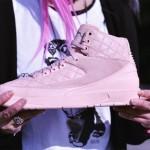 """【新画像リーク】Don C x Air Jordan 2 """"Pink""""【ドン C x エアジョーダン2】"""