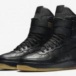【2月17日発売】Nike Special Field Air Force 1 Black/Gum 【ナイキスペシャルフィールドエアフォース1】