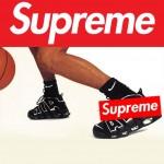 """【画像あり】Supreme x Nike Air More Uptempo """" Suptempo """"【シュプリームxナイキモアアップテンポ シュプテンポ】"""