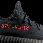"""【2017年春発売】adidas Yeezy Boost 350 V2 """"Black/Red""""【アディダス イージーブースト 350 V2】"""