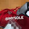 """【7月1日発売】Air Jordan 5 """"University Red""""【エアジョーダン5 ユニバーシティー レッド】"""