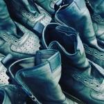 """【リーク】 Don C x Nike SF Air Force 1 """" Indigo """"  【ジャストドン スペシャルフィールドエアフォース1】"""