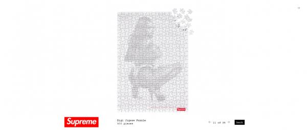 Supreme Digi Jigsaw Puzzle