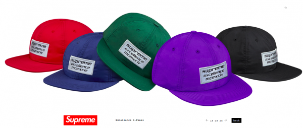 Supreme Excellence 6 Panel
