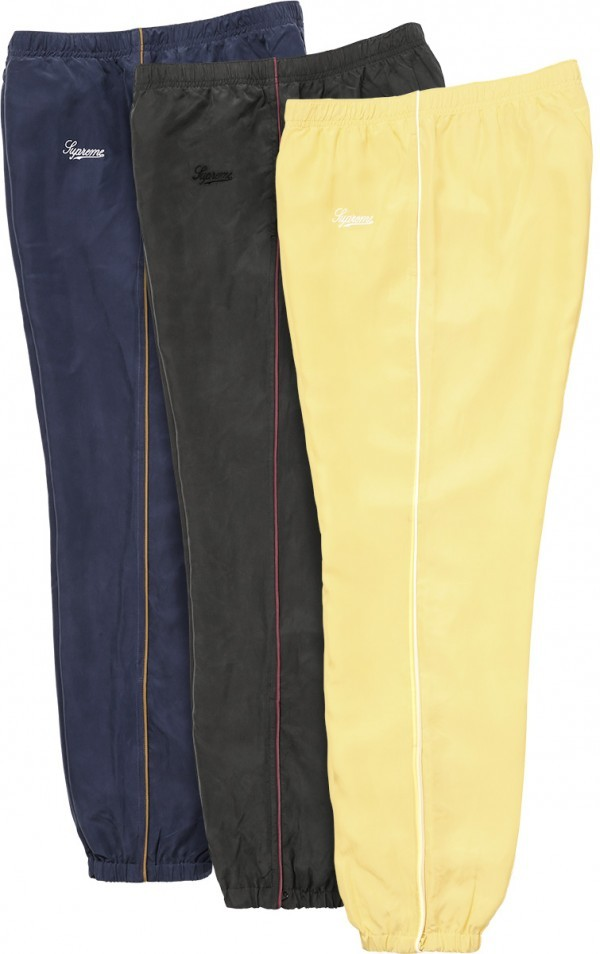 Supreme Silk Warm Up Pant-01