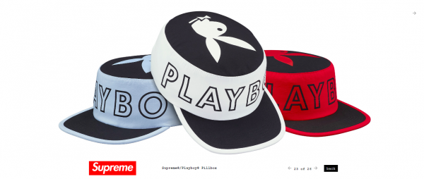 Supreme Supreme® Playboy® Pillbox