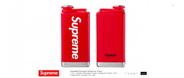 Supreme Supreme® Stanley® Adventure Flask