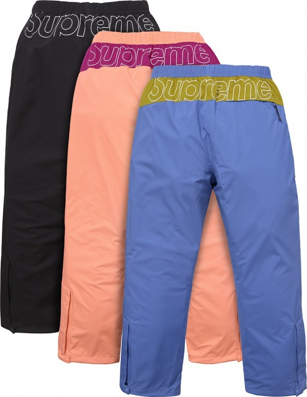Supreme Taped Seam Pant-01