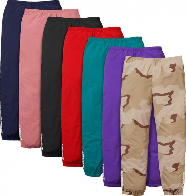 Supreme Warm Up Pant-01