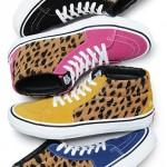 """【3月4日発売】Supreme x Vans Sk8 Mid Pro """" Velvet Leopard """" 【シュプリームxヴァンズ ベルベットレオパード】"""