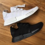 "【リーク】adidas NMD R1 Primeknit in ""Triple White"" and ""Triple Black""【アディダス NMD】"