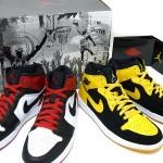 """【2007年リリースBMP復刻】Nike Air Jordan 1 """"New Love""""【ナイキ エアジョーダン1 ニューラブ】"""