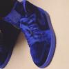 """【リーク】Air Jordan 1 """"Blue Velvet"""" 【エアジョーダン1 ブルー ベルベット】"""