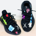 【カウズ x イージーブースト350 V2】KAWS x adidas YEEZY Collaboration???