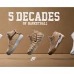 【2月10日発売】Nike Celebrates 5 Decades Of Basketball 【ナイキ セレブレイト 5ディケイトズ オブ バスケットボール】