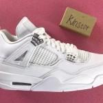 """【5月13日発売】Air Jordan 4 Retro """"Pure Money""""【エアジョーダン4 レトロ ピュアマネー】"""