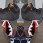 """【2月11日発売】Air Jordan 5 """"Take Flight""""【新画像&ボックス画像&専用袋画像】"""