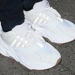 """【リーク】Kanye West YEEZY Runner """"White/Gum""""【イージー ランナー】"""