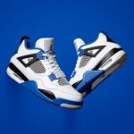 """【3/25(土)9:00発売】Air Jordan 4 Retro """"Motorsports""""【エアジョーダン4モータースポーツ】"""