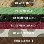 """【本日9:00~発売】Reebok Insta Pump Fury """"Paint Splatter"""" Air Max 1 """"Master"""" Air Jordan 6 """"Alternate"""" 【リーボック エアマックス エアジョーダン】"""