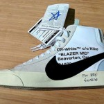 【画像追加】OFF-WHITE x Nike Blazer Mid  【オフホワイト x ナイキ ブレザー ミッド】