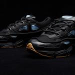 """【海外発売中】Raf Simons x adidas Ozweego Bunny """"Core Black""""【ラフシモンズ x アディダス】"""