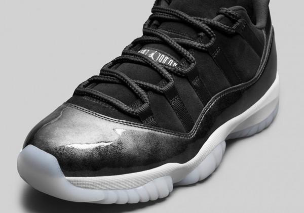 """Air Jordan 11 Low """"Barons"""". sneakerbardetroit"""