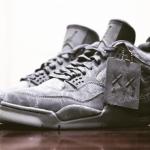 """【3月発売予定】KAWS x Air Jordan 4 """"Cool Grey"""" 【カウズ x エアジョーダン4】"""