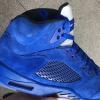 """【お目見え】Air Jordan 5 """"Blue Suede""""【エアジョーダン5 ブルースエード】"""