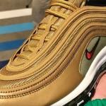 """【4月20日発売】Nike Air Max 97 OG """"Metallic Gold""""【ナイキ エアマックス 97】"""