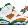 """【リーク】Air Jordan 6 """"Gatorade"""" 【エアジョーダン6ゲータレード】"""