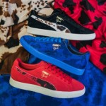 "【3月31日発売】Packer Shoes x PUMA Clyde ""Cow Suits"" Pack 【パッカーシューズ x プーマ】"