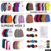 【3月11日発売予定】Supreme リリース予定アイテムはこちらです【シュプリーム】