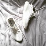 """【4月29日発売】Yeezy Boost 350 V2 """"Cream White""""【イージーブースト350 V2】"""