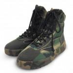 """【リーク】YEEZY Season 5 Military Boots """"Camouflage""""【イージー シーズン5】"""