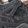 """【サンプル流出】KAWS x Air Jordan 4 """"Black Suede""""【カウズ x エアジョーダン4】"""