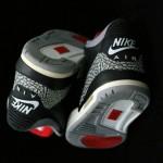 """【2018年発売】Air Jordan 3 OG """"Black Cement""""【エアジョーダン3 ブラックセメント】"""
