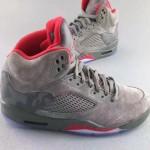 """【続報:画像】Air Jordan 5 """"Reflective Camo"""" 【エアジョーダン 5 リフレクティブカモ】"""