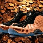"""【4月20日発売】Nike Air Foamposite One  """"Copper""""【ナイキ エア フォームポジット ワン カッパー】"""