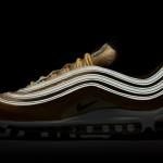 """【5月18日発売】Nike Air Max 97 OG """"Metallic Gold""""【ナイキ エアマックス97 ゴールド】"""