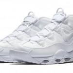 """【5月26日発売】Nike Air Max Uptempo """"Triple White""""【ナイキ エア マックス アップテンポ】"""