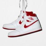 """【5月6日9:00発売】Air Jordan 1 Retro High OG """"Metallic Red""""【エアジョーダン1OG メタリックレッド】"""