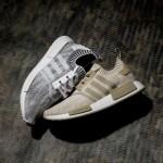 """【5月20日発売】adidas NMD_R1 Primeknit """"White"""" & """"Khaki""""【アディダス NMD R1】"""