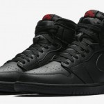 "【6月発売】Air Jordan 1 Retro High OG ""Triple Black""【エアジョーダン 1】"