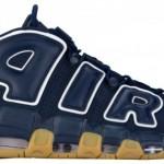"""【6月29日発売】Nike Air More Uptempo """"Obsidian""""【ナイキ エア モアアップテンポ】"""
