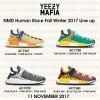 【11月11日発売】Pharrell x adidas NMD Hu Trail 4色【ファレル x アディダス NMD】