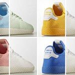 【2017年夏発売】Pharrell x adidas Tennis Hu Pastel Color【ファレル x アディダス】