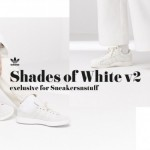"【5月3日発売】SNS × adidas Originals STAN SMITH BOOST/SUPERSTAR BOOST ""Shades of White V2 pack"" 【アディダス スタンスミス スーパースター ブースト】"